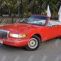 Автомобиль Lincoln Town Car